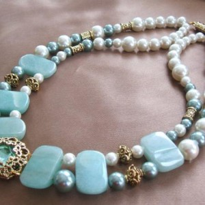 Double-Stranded Necklace
