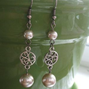 Easy Drop Earrings