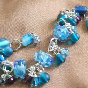 How to Make a Cluster Bracelet
