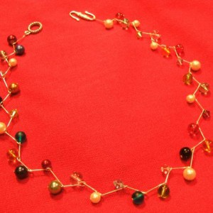 Jagged Little Necklace