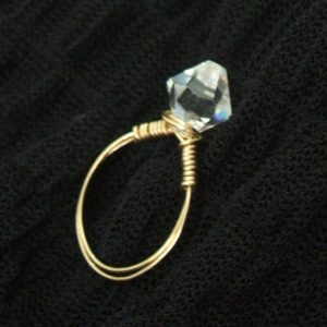Make a Wire-Wrapped Ring
