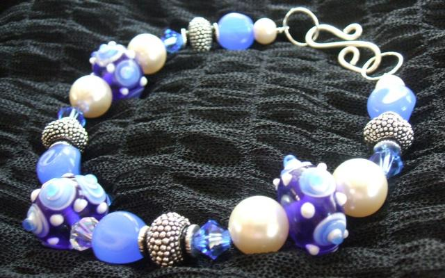 Indigo Mood Bracelet Project