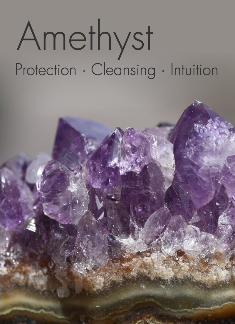 Amethyst Meaning And Properties Beadage