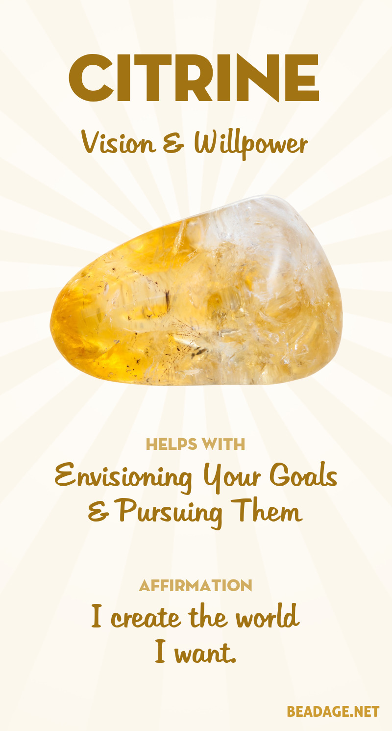 Citrine Meaning And Properties Beadage