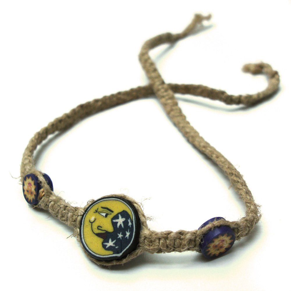 Learn How To Make Hemp Jewelry