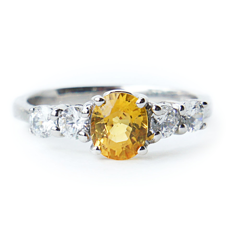 Yellow Topaz Birthstone Meaning