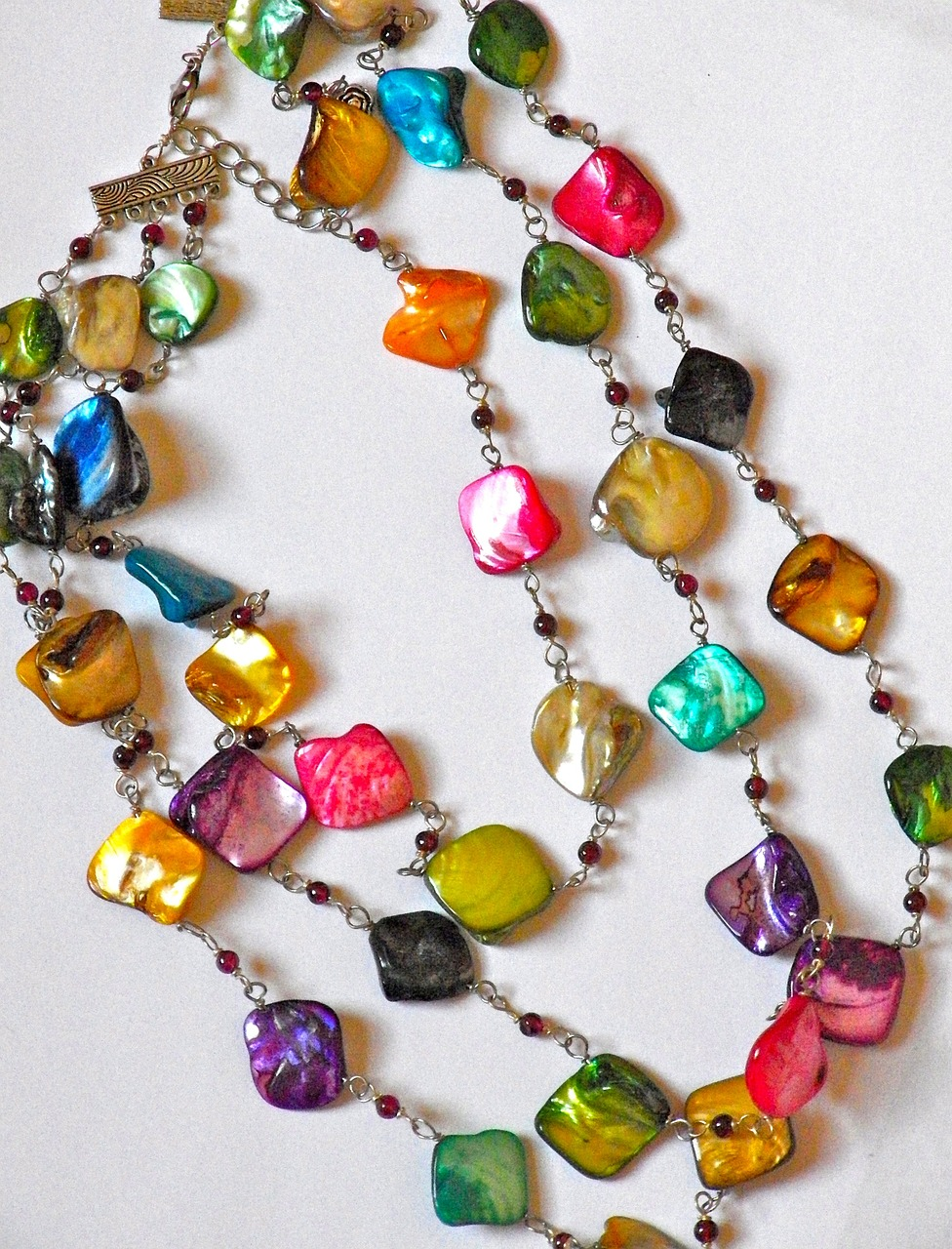 multicolor bohemian-necklace-401998_1280