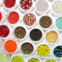 How to Organize Bead Supplies