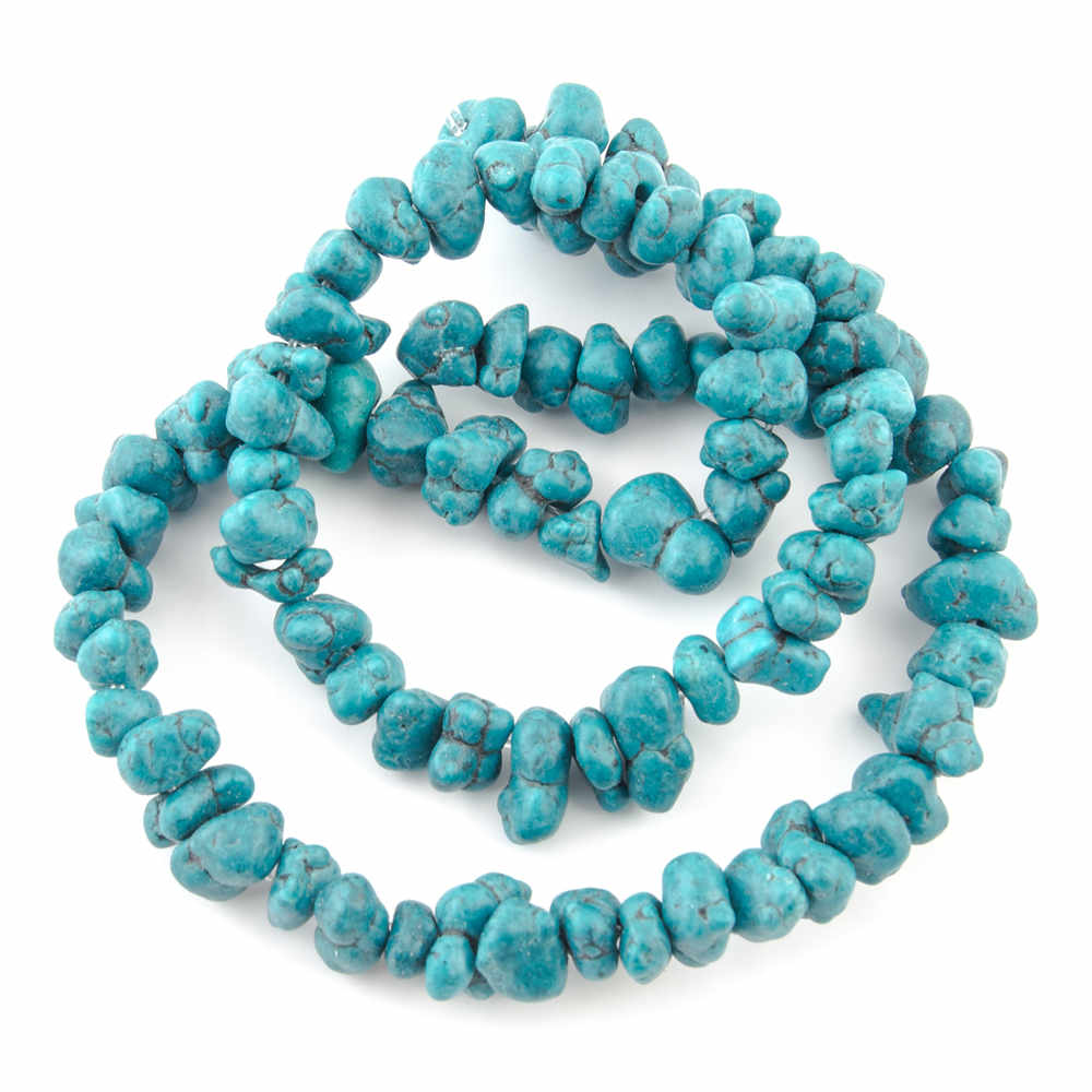 Turquoise meaning and properties beadage for Birthstone beads for jewelry making