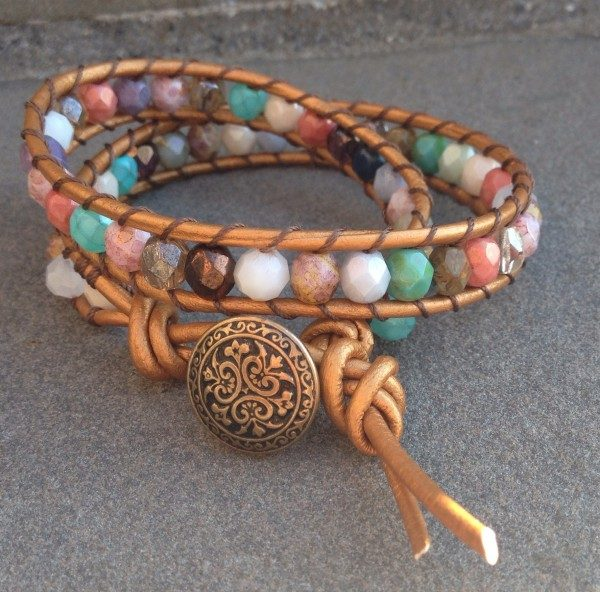Wrapped Bracelet Project