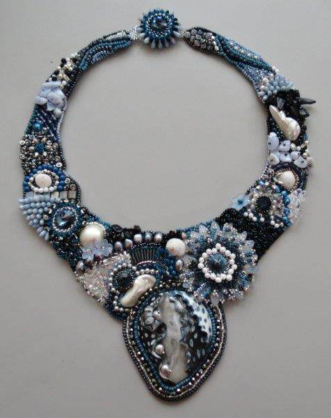 Heart Of The Ocean Necklace Jewelry Making Amp Beading
