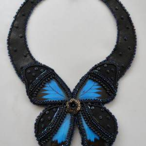 Burlesque Butterfly Jewelry Idea