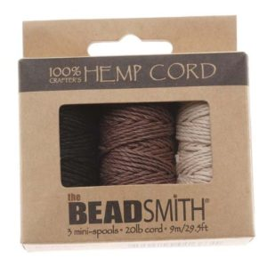 Shop Cord! Hemp Twine | Shop jewelry making and beading supplies, tools & findings for DIY jewelry making and crafts. #jewelrymaking #diyjewelry #jewelrycrafts #jewelrysupplies #beading #affiliate #ad