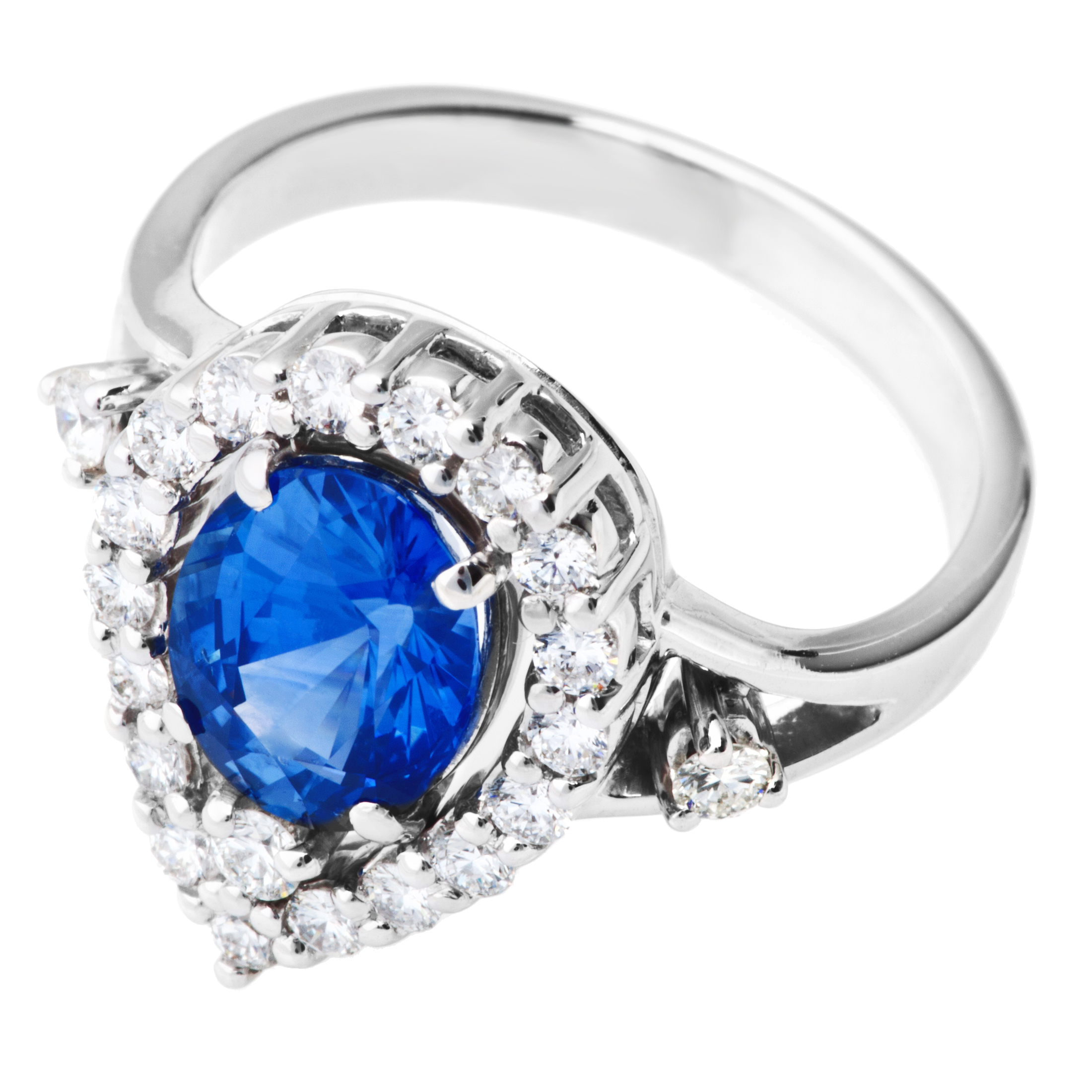 stud lumo wb ring diamonds sapphire side with round products