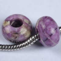 Pandora-Style Birthstone & Gemstone Beads