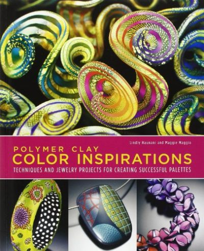 Shop Books About Jewelry Making! Polymer Clay Color Inspirations: Techniques and Jewelry Projects for Creating Successful Palettes | Shop jewelry making and beading supplies, tools & findings for DIY jewelry making and crafts. #jewelrymaking #diyjewelry #jewelrycrafts #jewelrysupplies #beading #affiliate #ad