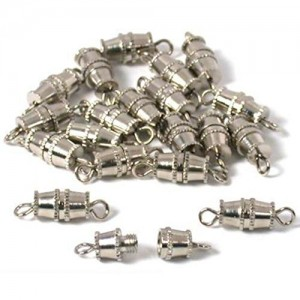 20 Barrel Clasp Bracelet Necklace Chain Jewelry Parts