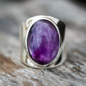 Shop Amethyst Rings! Amethyst Ring size 5 thru 10 – Amethyst Cabochon Sterling Silver Ring Size 5 -10 Amethyst Ring – Amethyst – Purple Amethyst Ring Size 5-10 | Natural genuine Amethyst rings, simple unique handcrafted gemstone rings. #rings #jewelry #shopping #gift #handmade #fashion #style #affiliate #ad