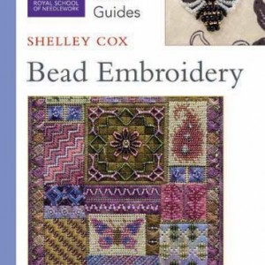 Bead Embroidery (Essential Stitch Guides) | Shop jewelry making and beading supplies, tools & findings for DIY jewelry making and crafts. #jewelrymaking #diyjewelry #jewelrycrafts #jewelrysupplies #beading #affiliate #ad
