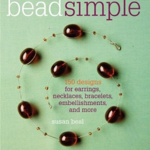 Bead Simple: Essential Techniques for Making Jewelry Just the Way You Want It | Shop jewelry making and beading supplies, tools & findings for DIY jewelry making and crafts. #jewelrymaking #diyjewelry #jewelrycrafts #jewelrysupplies #beading #affiliate #ad