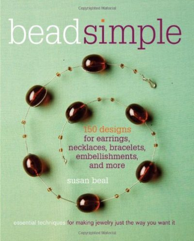 Shop Books About Jewelry Making! Bead Simple: Essential Techniques for Making Jewelry Just the Way You Want It | Shop jewelry making and beading supplies, tools & findings for DIY jewelry making and crafts. #jewelrymaking #diyjewelry #jewelrycrafts #jewelrysupplies #beading #affiliate #ad