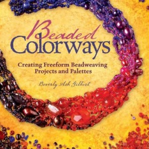 Beaded Colorways: Freeform Beadweaving Projects and Palettes | Shop jewelry making and beading supplies, tools & findings for DIY jewelry making and crafts. #jewelrymaking #diyjewelry #jewelrycrafts #jewelrysupplies #beading #affiliate #ad