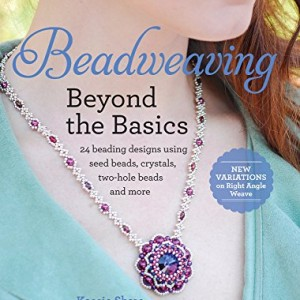 Shop Learn Beading - Books, Kits & Tutorials! Beadweaving Beyond the Basics: 24 Beading Designs Using Seed Beads, Crystals, Two-hole Beads and More | Shop jewelry making and beading supplies, tools & findings for DIY jewelry making and crafts. #jewelrymaking #diyjewelry #jewelrycrafts #jewelrysupplies #beading #affiliate #ad