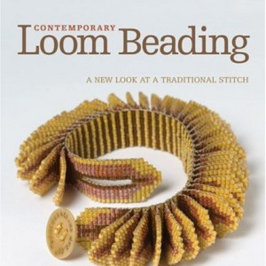 Shop Learn Beading - Books, Kits & Tutorials! Contemporary Loom Beading: A New Look at a Traditional Stitch | Shop jewelry making and beading supplies for DIY jewelry making and crafts. #jewelrymaking #diyjewelry #jewelrycrafts #jewelrysupplies #beading #affiliate