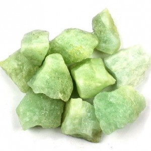 Crystal Allies Materials: 1lb Bulk Rough Aquamarine Beryl Stones from Brazil – Large 1″ Raw Natural Crystals for Cabbing, Cutting, Lapidary, Tumbling, and Polishing & Reiki Crystal Healing *Wholesale Lot*