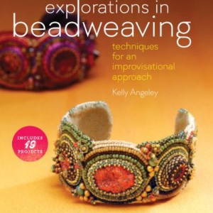 Explorations in Beadweaving: Techniques for an Improvisational Approach | Shop jewelry making and beading supplies, tools & findings for DIY jewelry making and crafts. #jewelrymaking #diyjewelry #jewelrycrafts #jewelrysupplies #beading #affiliate #ad