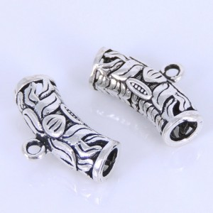 2 PCS Sterling Silver 925 Vintage Protection Lotus Connector Bail WSP284 Wholesale: See Discount Coupons in Item Details | Shop jewelry making and beading supplies, tools & findings for DIY jewelry making and crafts. #jewelrymaking #diyjewelry #jewelrycrafts #jewelrysupplies #beading #affiliate #ad