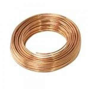 Shop Wire! 20 Gauge, 50ft Copper Hobby Wire | Shop jewelry making and beading supplies, tools & findings for DIY jewelry making and crafts. #jewelrymaking #diyjewelry #jewelrycrafts #jewelrysupplies #beading #affiliate #ad