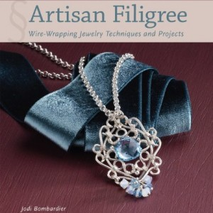 Shop Learn Beading - Books, Kits & Tutorials! Artisan Filigree: Wire-Wrapping Jewelry Techniques and Projects | Shop jewelry making and beading supplies, tools & findings for DIY jewelry making and crafts. #jewelrymaking #diyjewelry #jewelrycrafts #jewelrysupplies #beading #affiliate #ad