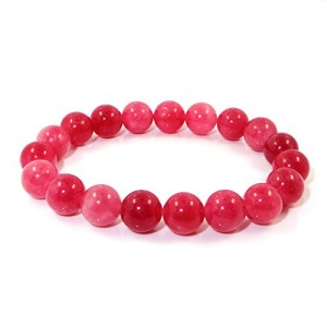Beaded Gemstone Stretch Bracelets   Shop jewelry making and beading supplies, tools & findings for DIY jewelry making and crafts. #jewelrymaking #diyjewelry #jewelrycrafts #jewelrysupplies #beading #affiliate #ad