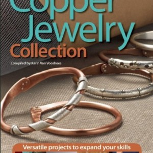 Shop Learn Beading - Books, Kits & Tutorials! Copper Jewelry Collection: Versatile Projects to Expand Your Skills | Shop jewelry making and beading supplies, tools & findings for DIY jewelry making and crafts. #jewelrymaking #diyjewelry #jewelrycrafts #jewelrysupplies #beading #affiliate #ad