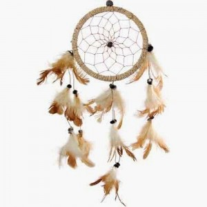 DreamCatcher~ DreamCatcher Feathers~ Approx 4.5″ Diameter 12″ long | Shop jewelry making and beading supplies, tools & findings for DIY jewelry making and crafts. #jewelrymaking #diyjewelry #jewelrycrafts #jewelrysupplies #beading #affiliate #ad