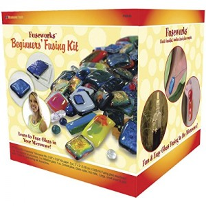 Shop Learn Beading - Books, Kits & Tutorials! Fuseworks Beginners Fusing Kit | Shop jewelry making and beading supplies, tools & findings for DIY jewelry making and crafts. #jewelrymaking #diyjewelry #jewelrycrafts #jewelrysupplies #beading #affiliate #ad