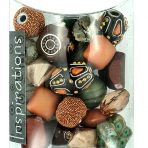 Jesse James Beads Inspirations Spice Market Bead