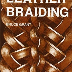 Leather Braiding Book | Shop jewelry making and beading supplies for DIY jewelry making and crafts. #jewelrymaking #diyjewelry #jewelrycrafts #jewelrysupplies #beading #affiliate