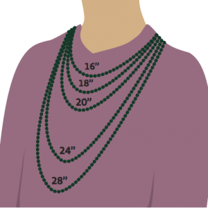Jewelry Lengths