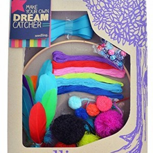 Dreamcatcher in beading and jewelry making beadage for Build your own net dream