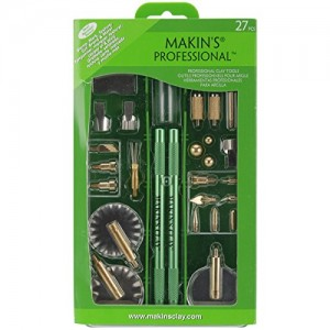 Shop Tools! Makin's Professional Clay Tool Kit | Shop Jewelry Making and Beading Supplies. #jewelrymaking #diy #diyjewelry #product #crafting #craft