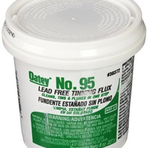 Shop Tools! Oatey 30372 No. 95 Tinning Flux, Lead Free 8-Ounce | Shop Jewelry Making and Beading Supplies. #jewelrymaking #diy #diyjewelry #product #crafting #craft
