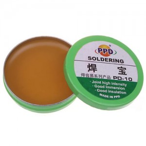 Shop Tools! PD-10 Solid Rosin Welding Paste Soldering Solder Paste Flux Cream | Shop Jewelry Making and Beading Supplies. #jewelrymaking #diy #diyjewelry #product #crafting #craft