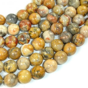 Shop Crazy Lace Agate Beads! Crazy Lace Agate Beads, 12mm (12.3 mm) Round Beads, 15 Inch, Full strand, Approx 32 beads, Hole 1.2 mm, A quality (202054017)   Natural genuine beads Agate beads for beading and jewelry making.  #jewelry #beads #beadedjewelry #diyjewelry #jewelrymaking #beadstore #beading #affiliate #ad