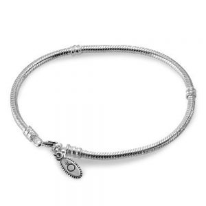 PANDORA Sterling Bracelet with Lobster Claw Clasp 590700HV (7.5)