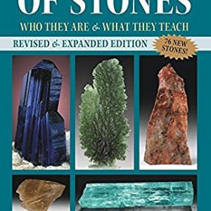 Shop Learn Beading - Books, Kits & Tutorials! The Book of Stones, Revised Edition: Who They Are and What They Teach | Shop jewelry making and beading supplies, tools & findings for DIY jewelry making and crafts. #jewelrymaking #diyjewelry #jewelrycrafts #jewelrysupplies #beading #affiliate #ad