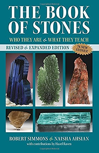 Shop Crystal Healing Books! The Book of Stones, Revised Edition: Who They Are and What They Teach | Shop jewelry making and beading supplies, tools & findings for DIY jewelry making and crafts. #jewelrymaking #diyjewelry #jewelrycrafts #jewelrysupplies #beading #affiliate #ad