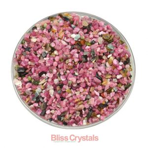 50 Carats Gem PINK & GREEN TOURMALINE Rough Mini Stones (Approx 150 pieces) Healing Crystal and Stone Jewelry Crafting #PT01 | Natural genuine stones & crystals in various shapes & sizes. Buy raw cut, tumbled, or polished gemstones for making jewelry or crystal healing energy vibration raising reiki stones. #crystals #gemstones #crystalhealing #crystalsandgemstones #energyhealing #affiliate #ad