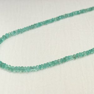 Shop Apatite Necklaces! Apatite Necklace, Apatite Jewelry, Karen Hill Tribe Beads, Pure Silver, Gemstone Necklace | Natural genuine Apatite necklaces. Buy crystal jewelry, handmade handcrafted artisan jewelry for women.  Unique handmade gift ideas. #jewelry #beadednecklaces #beadedjewelry #gift #shopping #handmadejewelry #fashion #style #product #necklaces #affiliate #ad
